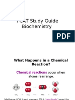 FCAT Study Guide Biochem '10