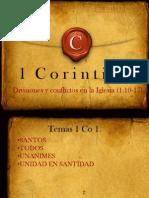 4. Divisiones y Conflictos en La Iglesia - Copia