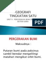 Geografi Tg.1 Unit 9
