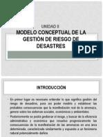 2_modelo Conceptual de La Gestión de Riesgo de Desastres