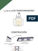 CONEXIÓN DE TRANSFORMADORES 3φ.pptx