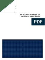 Problematica General en Materia de Obra Publica - Auditoria Superior de La Federacion