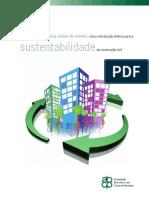Folder Sustentabilidade A4