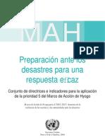 4_preparación Ante Los Desastres Para Una Respuesta Eficaz