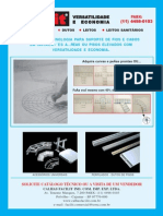 Manual Eletrocalhas
