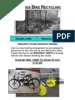 Bike Recycling