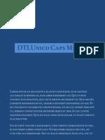 Lorem Ipsum (DTLUnicoCapsMedium)