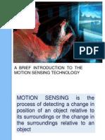motion sensing technology