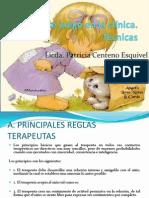 Presentación Terapia de Juego 2011