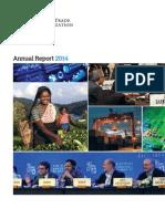 2014 Annual Report - World Trade Organization (WTO)