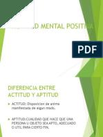 10 Mandamientos de La Actitud Mental Positiva