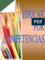 Educar Por Competencias - Presentacion