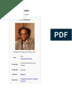 Dinaw Mengestu - Wikipedia, The Free Encyclopedia