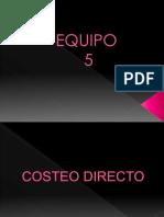 EXPO DE COSTEO DIRECTO.pptx