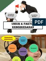 UNSUR & FAKTOR KEBERKESANAN