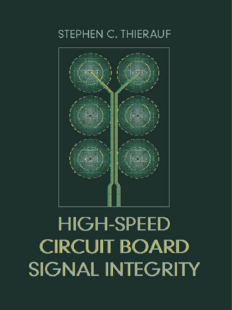 Hardware High Speed Circuit Board Signal Integrity Inductance Aeronautics Printed 8l Fr4 Immersion Gold Hard Capacitor