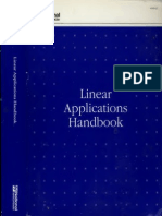Linear Applications Handbook