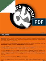 Regra4 Release 2014-2