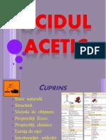 Acidul Acetic prezentatie ppt.pptx