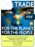 FT Campaign Flyer