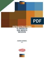 INFRAESTRUCTURA . EL PROYECTO QUE MEXICO NECESITA . AGENDA GENERAL.pdf