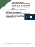 Manual Joomla Instalacion y Configuracion de Una Pagina Web