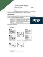 50025024 Especificaciones Tecnicas Hilti Re 500