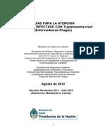 Msn Guasparalaatencindelpacienteinfectadocontrypanosomacruzienfermedaddechagas Agostode2012 121222084600 Phpapp02