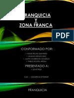 Franquicias y Zona Franca