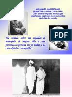 Mahatma Gandhi Filosofia Para La Vida
