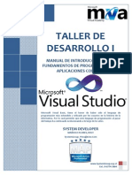 Manual de Taller de Desarrollo I - Actualizado
