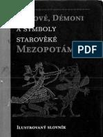 Bohové, Démoni a Symboly Mezopotámie