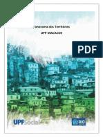 1 Panorama Dos Territórios - UPP Macacos 22-01-14