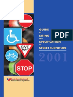 149971Street Furniture Guide
