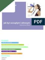 Jak być szczupłym i zdrowym - Ebook. Nowa edycja.