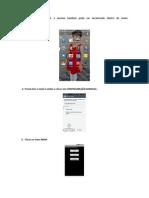 Configurar Mail Valec No Android