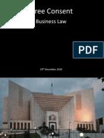 Business Law Presentation CC