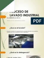 Proceso de Lavado Industrial