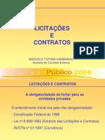 10 Licitacoes e Contratos