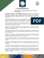 03-09-2010 El Gobernador Guillermo Padrés tomó protesta al consejo directivo del colegio de economistas de Sonora. B091011
