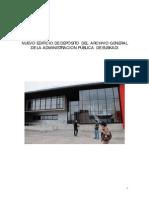Edificio Nuevo Agap Euskadi