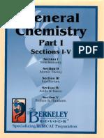 The Berkley Review General Chemistry