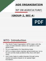 WTO - harsh
