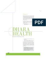 case   study on Dhara