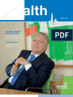 Health at Coventry University Issue 3