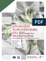 Programme JPAT 2014