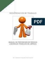 Manual de Seguridad,Proced. de Limpieza