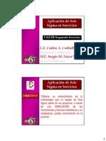 Seis Sigma PDF