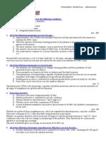 Mcq of Hematology