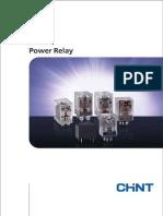 Catalog Power Relay